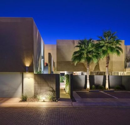 Villa 2 chambres, Palm Springs, Californie USA