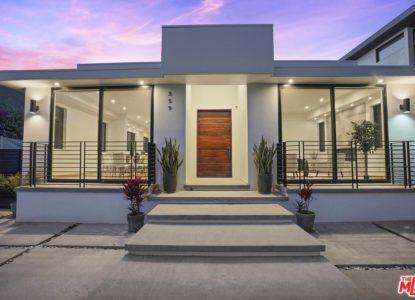 Villa 4 chambres 4 salles de bain Los Angeles